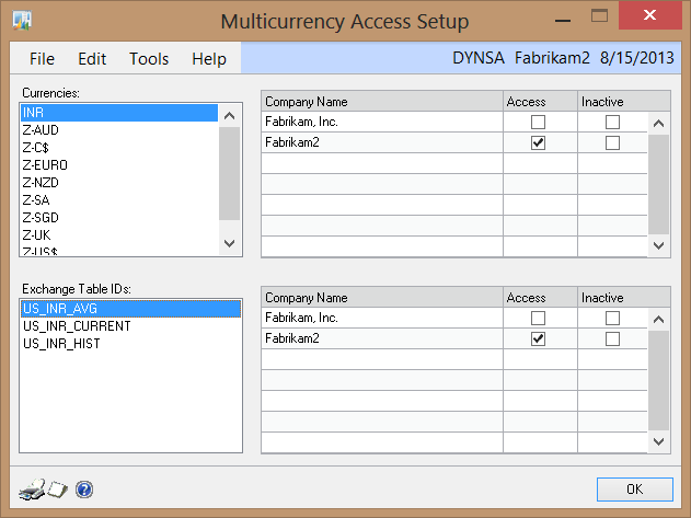 Multi-currency Procedures | NetSuite, MS Dynamics GP, SL, CRM