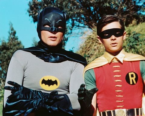 Batman and Robin 1966 is a power pairing like Microsoft Dynamics GP and Office 365